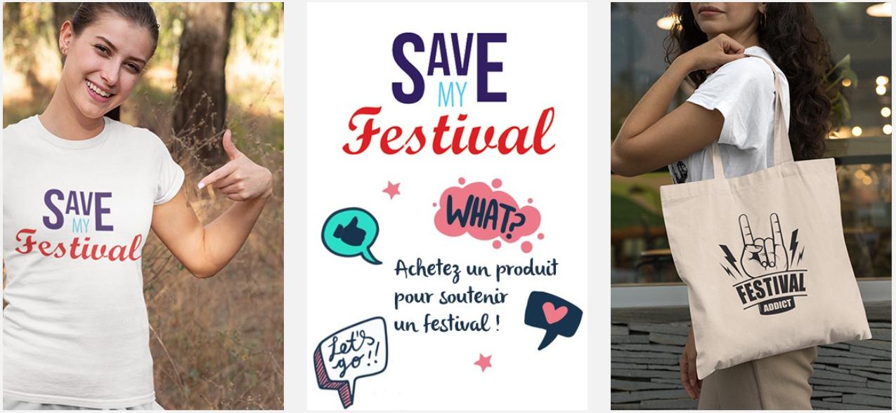 Je soutiens mon festival