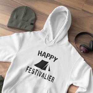 Sweat Happy Festivalier -...