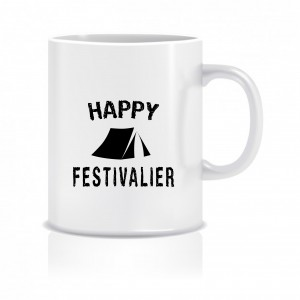Mug Happy Festivalier