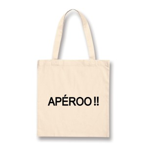Tote bag Apéroo!!